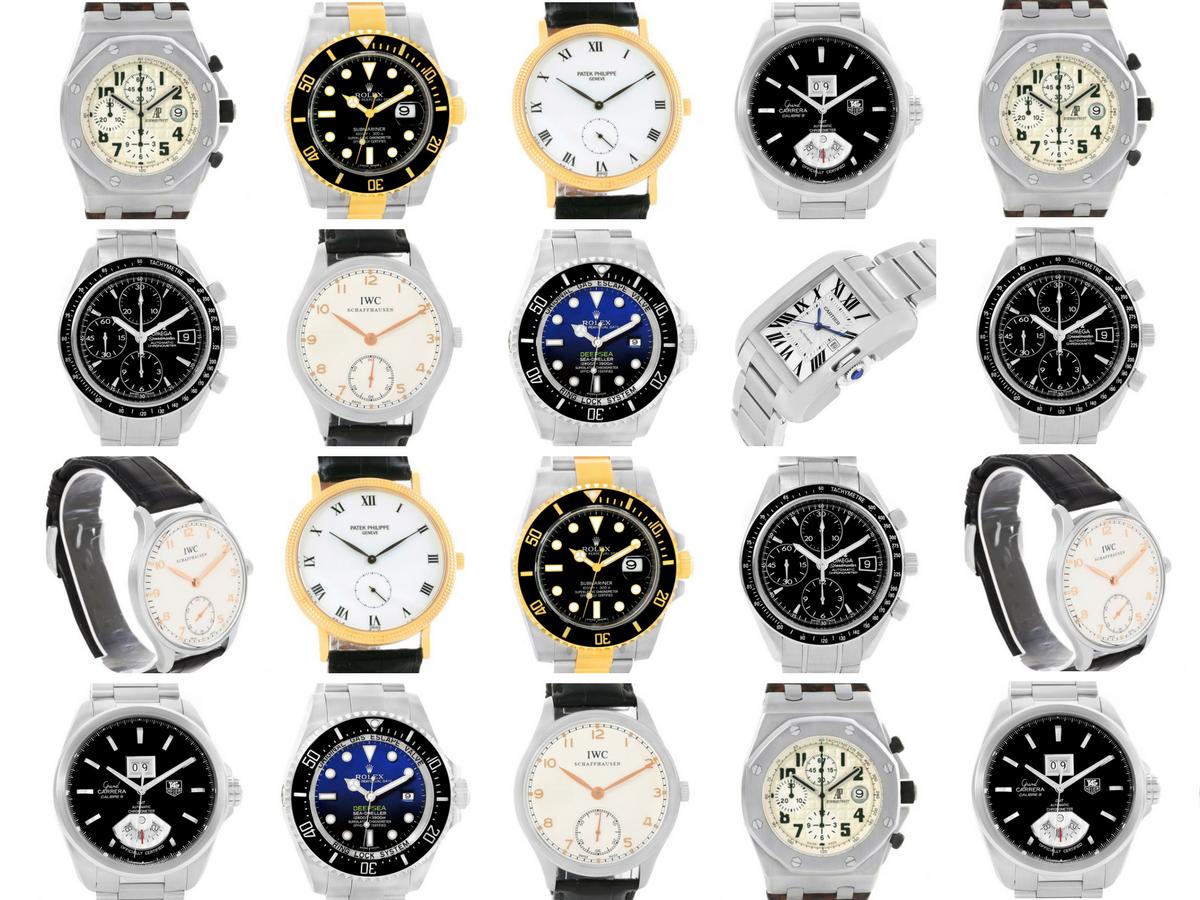 38 Popular Wrist Watch Brands - BlogHug.com