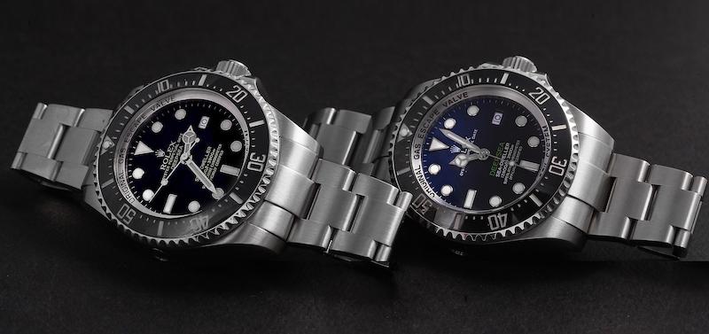 rolex seadweller deepsea watch