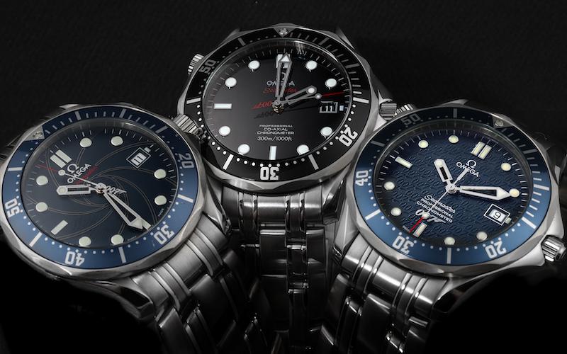 omega seamaster 300m diver watch