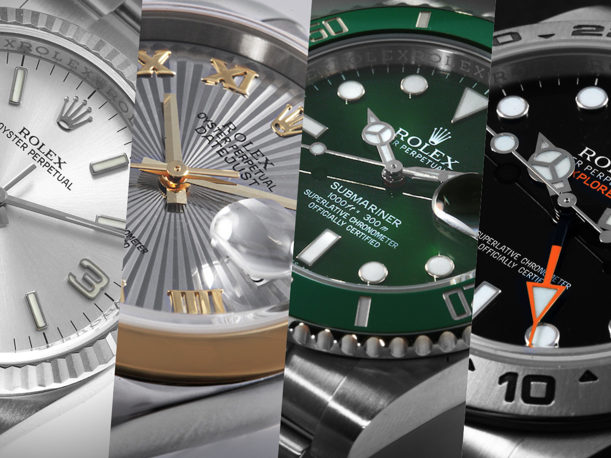 Top 10 Rolex Watches for 2019