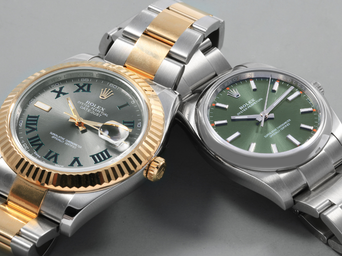 cb55a72987e 5 Best Rolex Watches to Start Your Collection | The Watch Club by ...