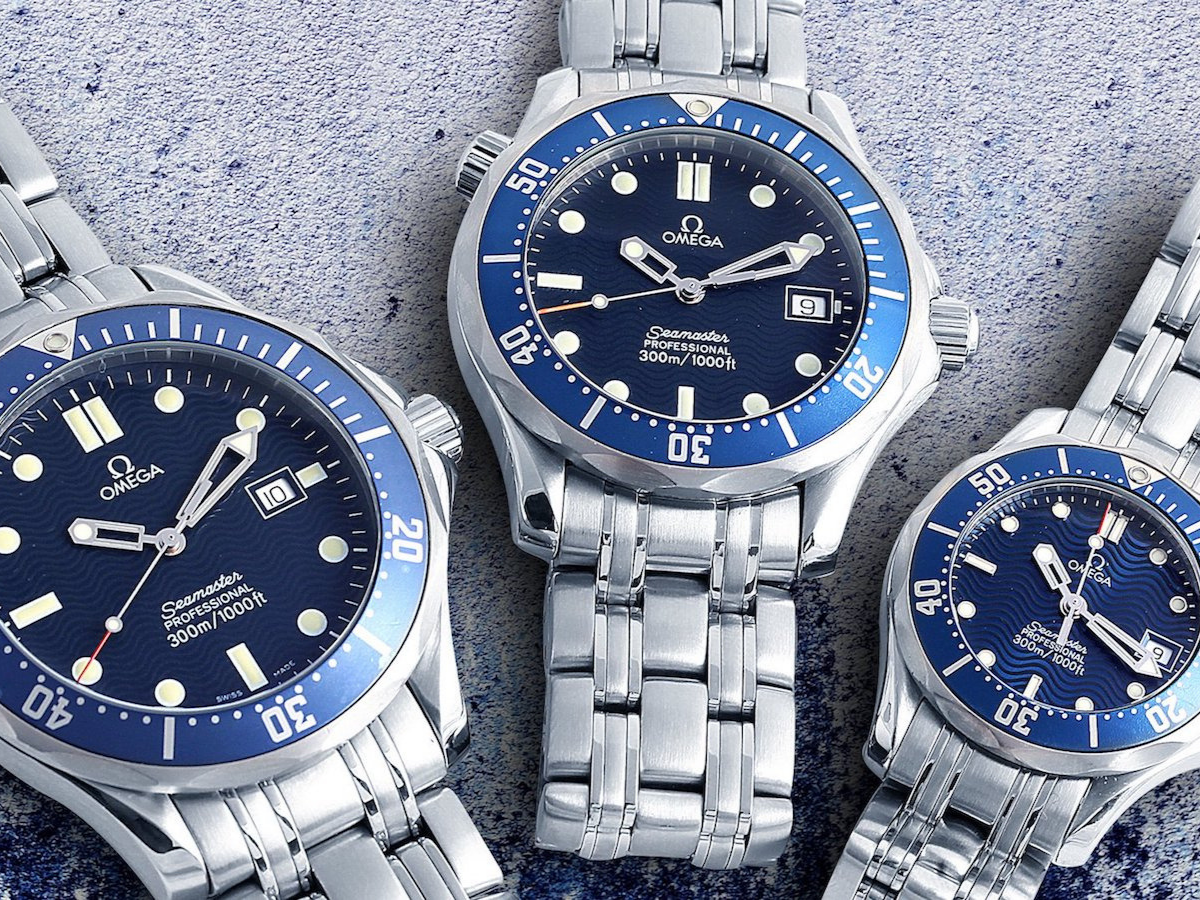 Understanding Omega Seamaster Models   The Watch Club by