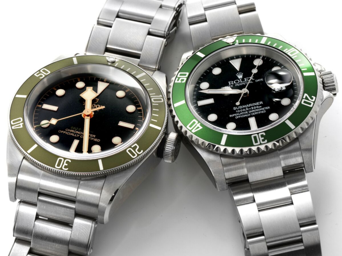 Tudor vs Rolex | The Watch Club by SwissWatchExpo