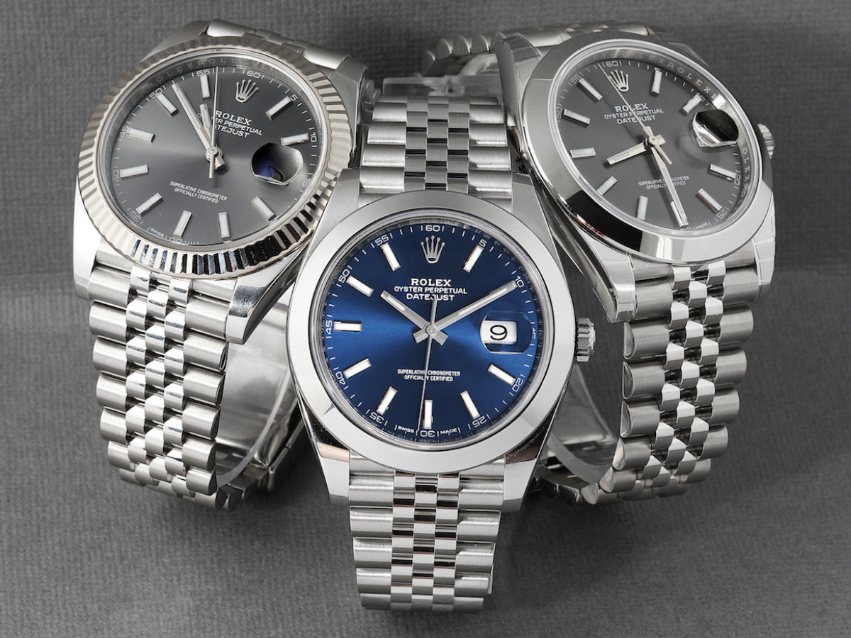 Rolex Datejust 41 The Datejust To Own
