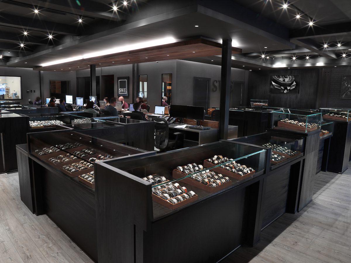 SwissWatchExpo Showroom in Buckhead Atlanta Georgia
