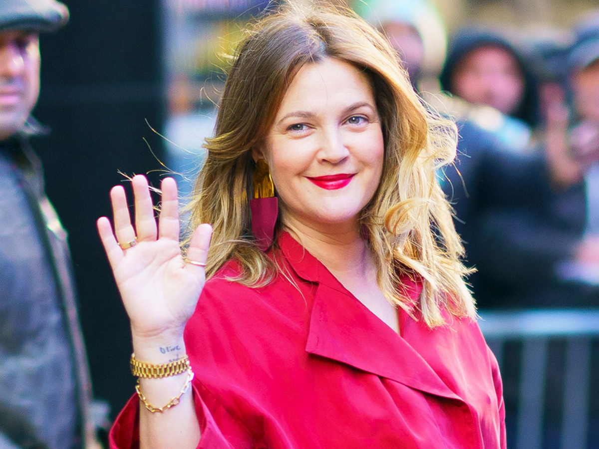 drew barrymore watches