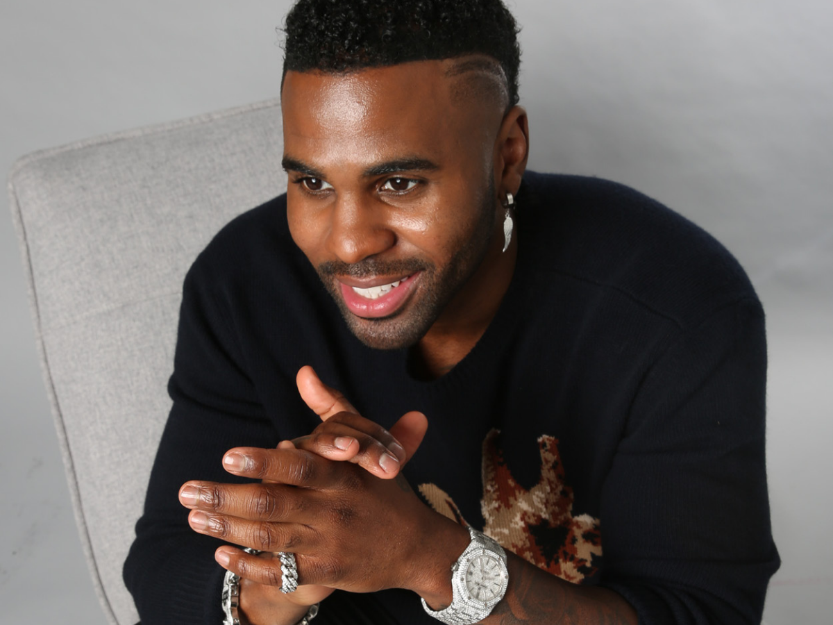 jason derulo watch