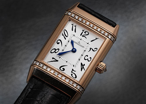 Photo of Jaeger LeCoultre watch