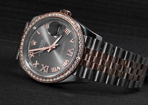 Photo of Rolex Datejust watch