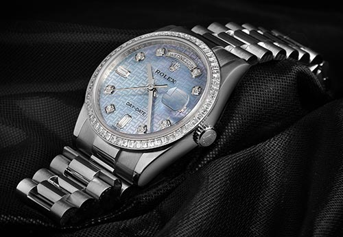 Photo of Rolex President Day-Date watch