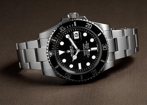 Photo of Rolex Submariner watch