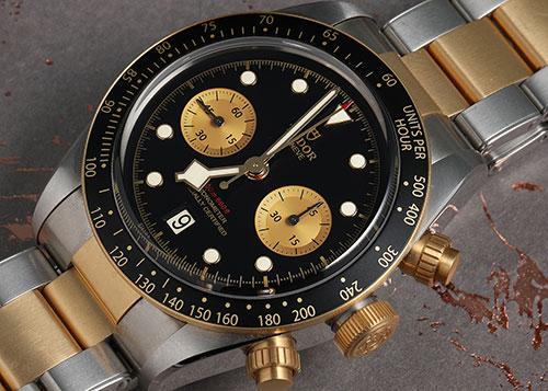 Photo of Tudor watch