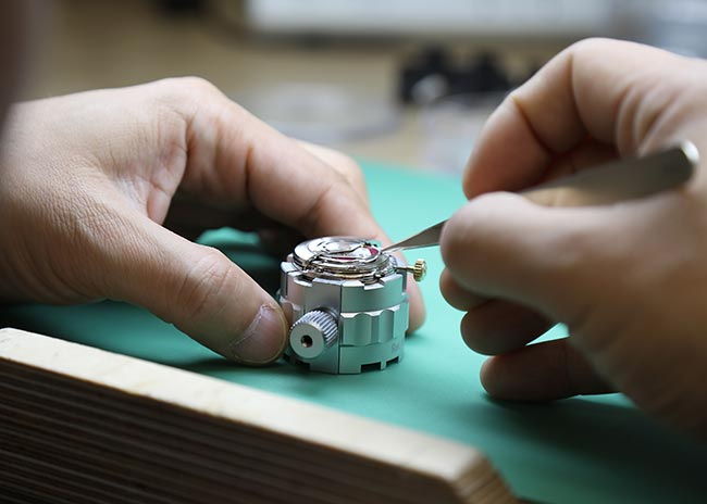 Restored By Expert Watchmakers